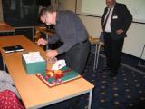Verleihung der Ehrenmitgliedschaft an Ing. Herwig Piber