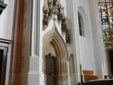 Sakristeieingang Basilika