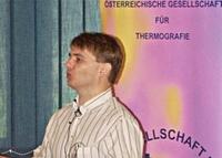 Nachweis von Fehlstellen mittels aktiver Thermografie bei der Prüfung der Luftdichtheit.-