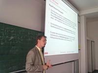 06/2010 Gastvorlesung von Ing. Andreas Angerer-