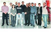 03/2010 neues Prüfungszentrum in Zagreb (HR)-
