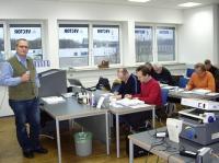 11/2009: Zertivizierungskurs IT Stufe 2 Elektro in Hattingen-