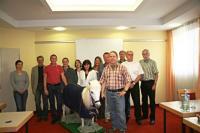 06/2009: 1. Zertifizierungskurs IT auf dem Bereich Veterinär-Thermografie-