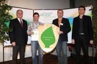 02/2009: Auszeichnung für Energieeffizienz 2008/09-