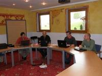 10/2008: Workshop Bauthermografie-