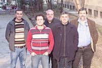 12/2010: Zertifizierungskurs IT Stufe 3 in Mazedonien-