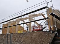 111/2011: Baufortschritt Gastagwirt-