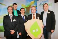 04/2011: Auszeichnung für Ingenieurbüro Zauner-