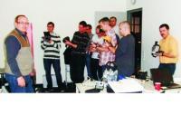 04/2011: Zertifizierung IT Stufe 2 Elektro-