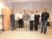 07!2011: Zertifizierungsprüfung Stufe 1 in Zagreb / HR-