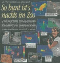 07/2012: So bunt ist's nachts im Zoo-