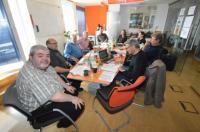 Fachausschusssitzung in Wien bei Fa. Plasmo-