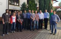 10/2014 Erster Zertifizierungskurs der Fa. Messbar Thermografie Stufe 1 erfolgreich abgeschlossen-