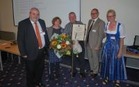 Ehrenmitgliedschaft Fam. Krautgasser-