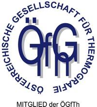 10/2014 Neues Logo für ÖGfTh-Mitglieder-