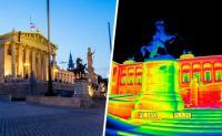 06/2015 Projekt  Erklärung der Thermografie anhand von berühmten Wiener Gebäuden-