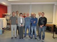 10/2011: Zertifizierungskurs in Zagreb-